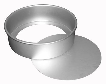 """10"""" x 3"""" Pan with Removeable Bottom Each"""