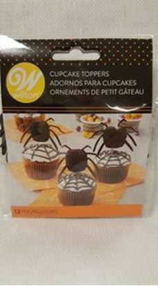 Honeycomb Spider Topper 12 count