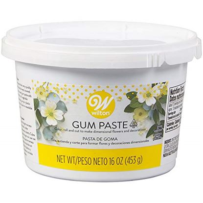 Gum Paste Ready to use 1 lb