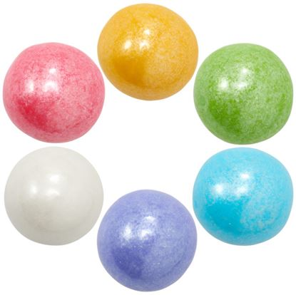 Spring Mix Bubble Gum Sugar Candy Decorations 8 ounce